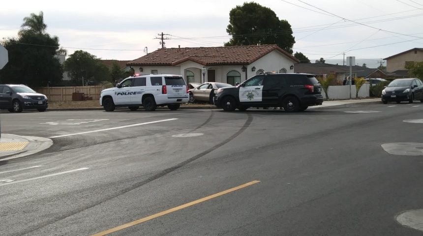 112619 GBPD CRASH AFTER CHASE 1