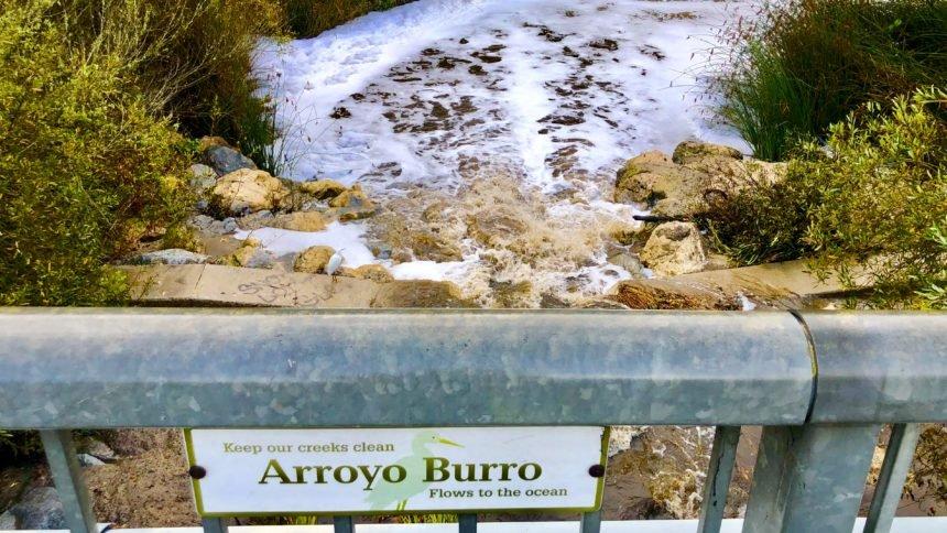Arroyo Burro Creek