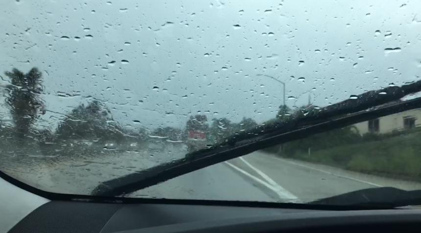 thanksgiving rain travel