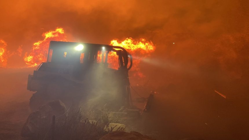 Mike Eliason cave fire 2