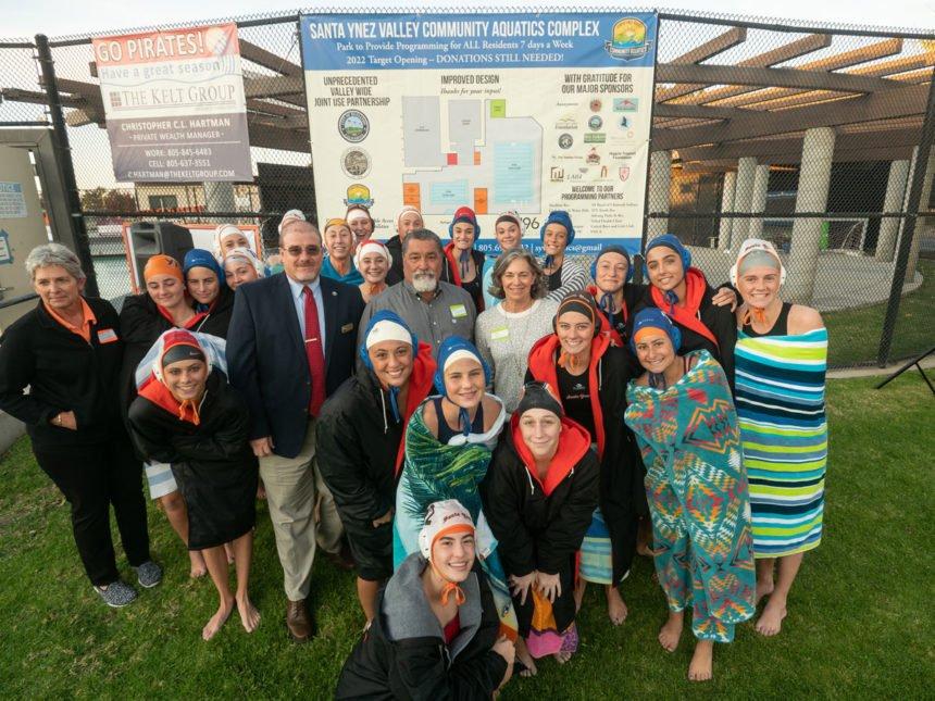 chumash pool donation santa ynez