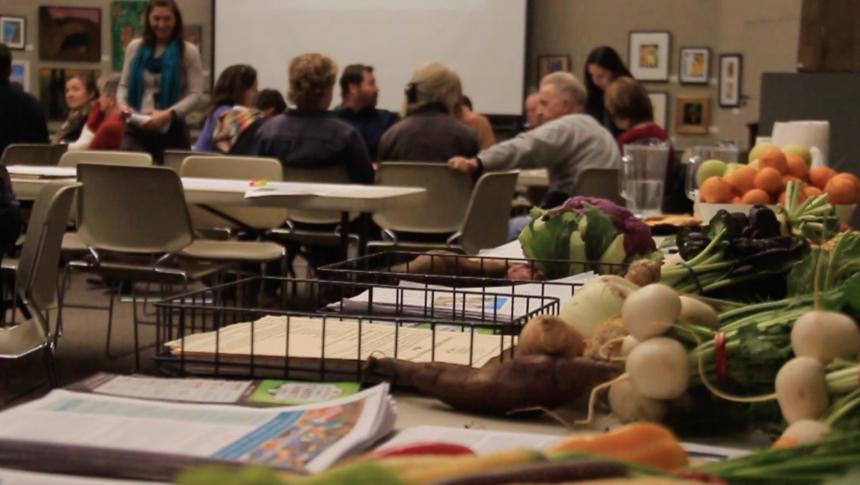 Farmers'  Market meeting