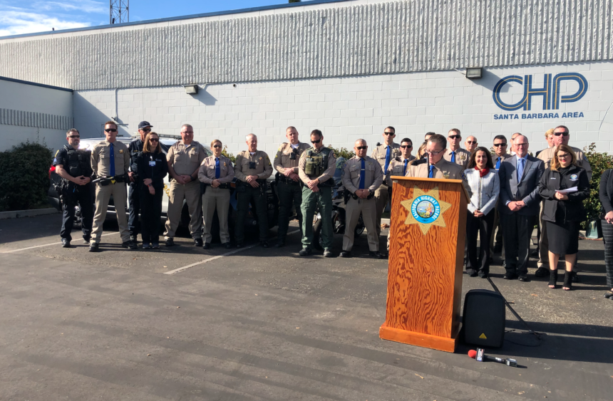 First responders holiday enforcement