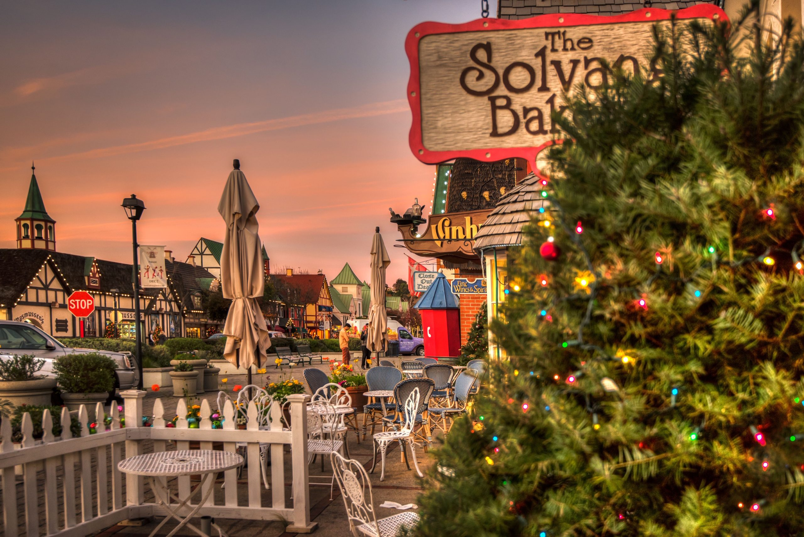 Solvang Christmas 2020 Christmas in Solvang: Danish Traditions, Olsen's Bakery & Drones