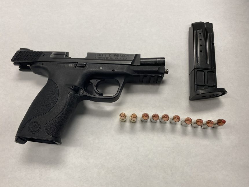oxnard illegal firearm