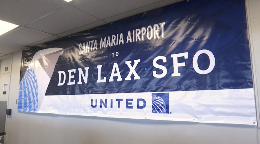 SMX United Airines Banner