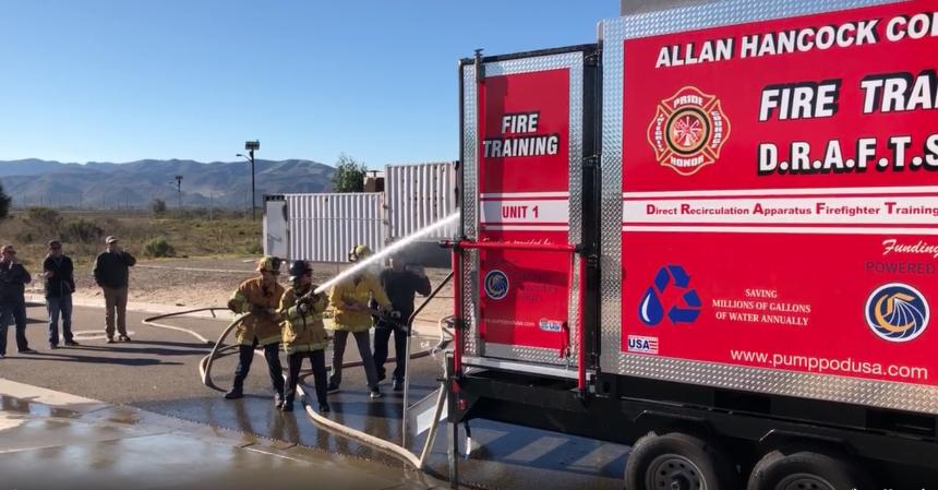 Alan Hancock College Fire Academy