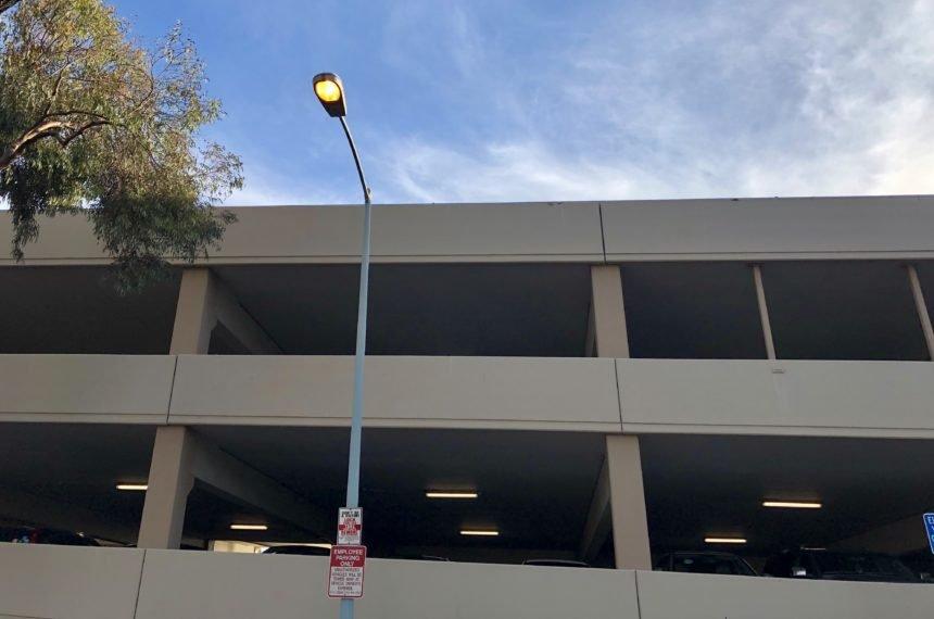 Ventura Parking structure