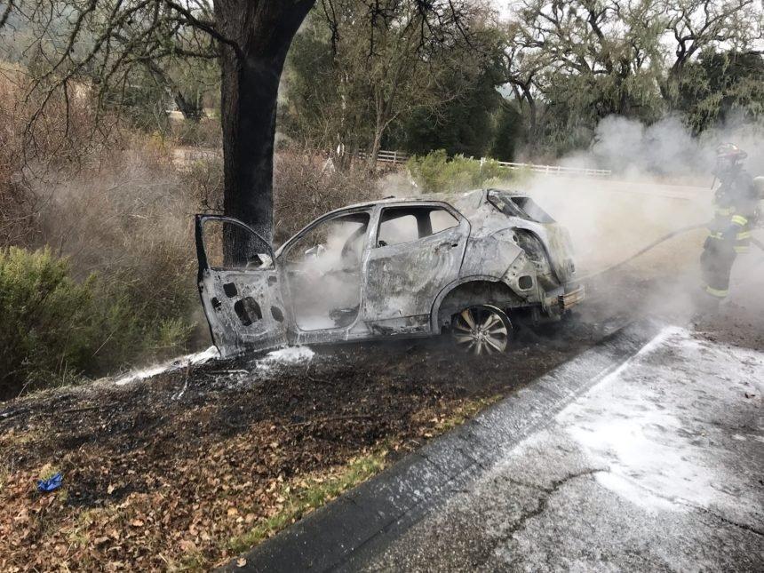 templeton 46 hidden valley car fire 2