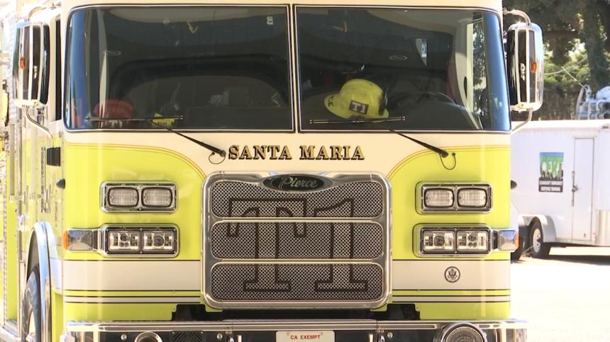 Santa Maria Fire Department