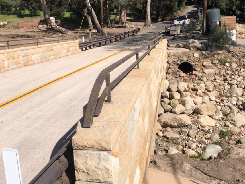 Ashley Road bridge