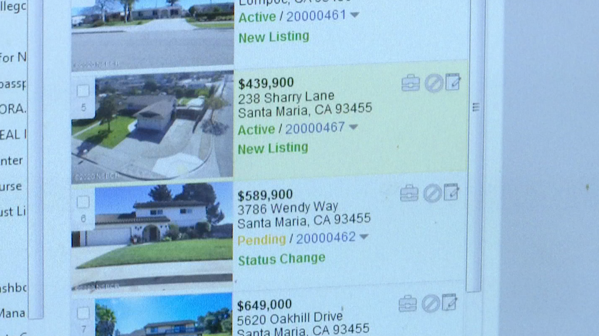 HOUSING PRICES CA