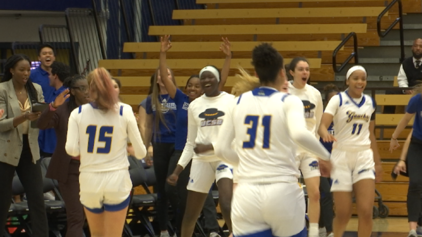 UCSB women's basketball beats Long Beach State