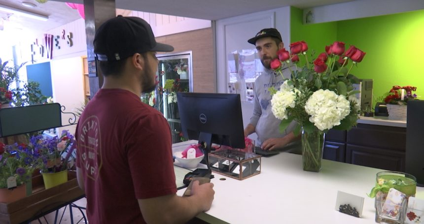 Valentine's Day Business