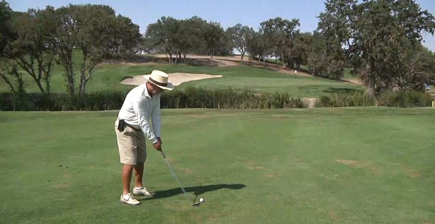 Hunter Ranch Golf Course Paso Robles