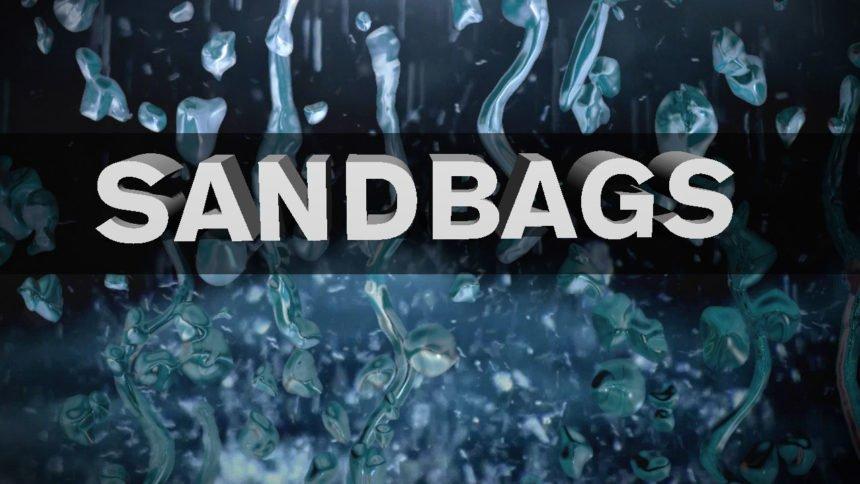 KEYT sandbags