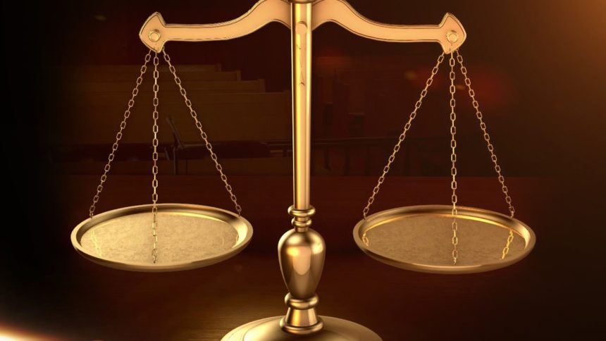KEYT scales of justice crime court