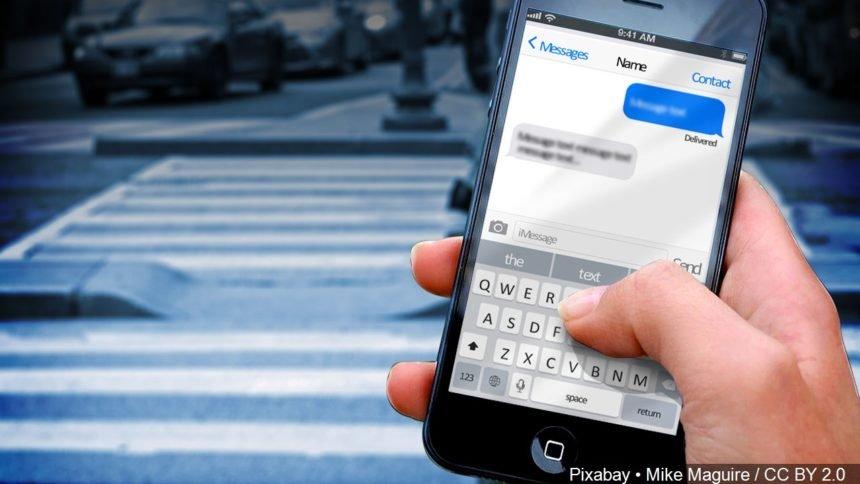 KEYT texting