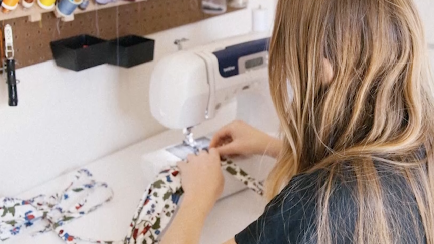 Local Fashion Designer Partners With Businesses To Make Masks For Health Care Professionals Newschannel 3 12