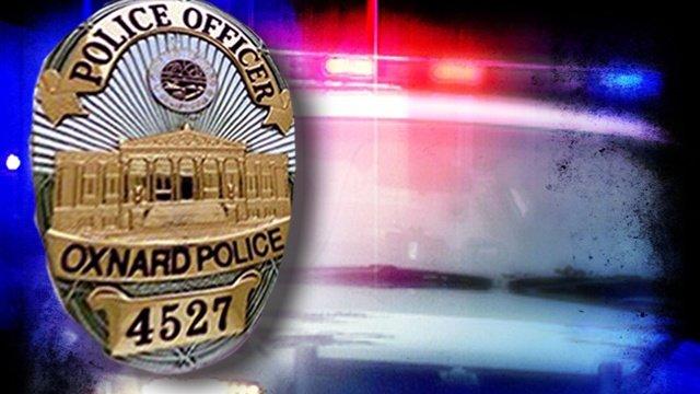 oxnard police opd badge generic