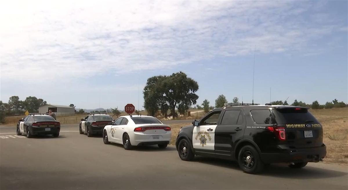 Buellton California Highway Patrol