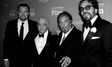 Scorsese Kirk Douglas Award