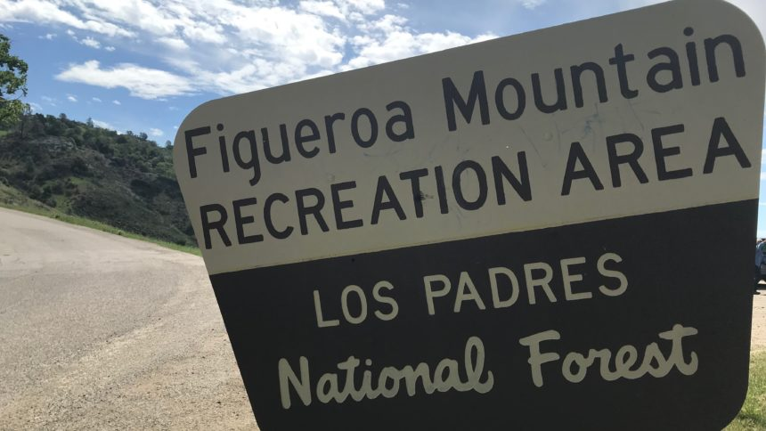 figueroa mountain recreation area los padres national forest lpnf
