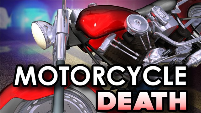 motorcycle death fatal crash collision vehicle