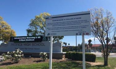 Oxnard High School School District gets upgrades