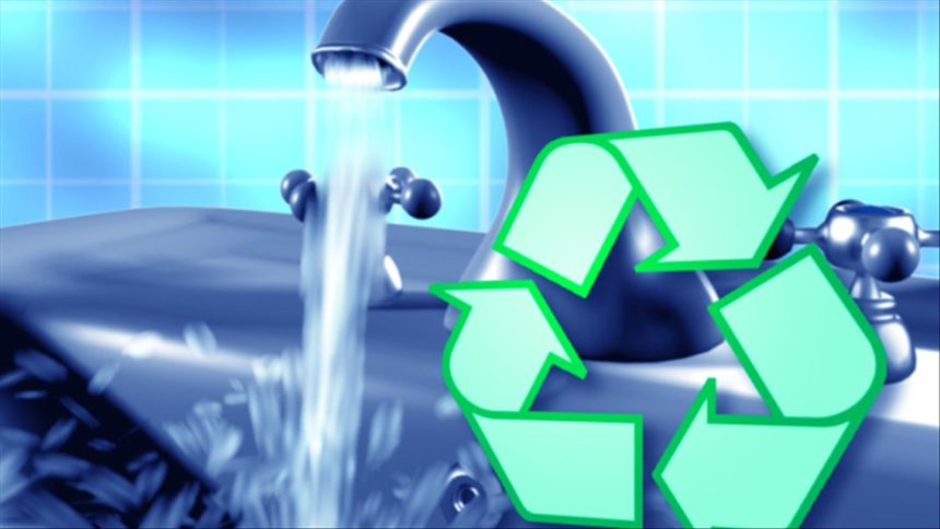 recycled water conservation