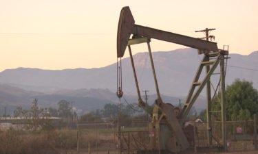 oil derrick oil rig