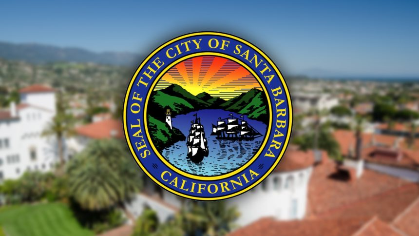 santa barbara city seal logo