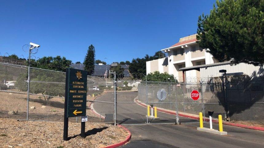 sb santa barbara county jail