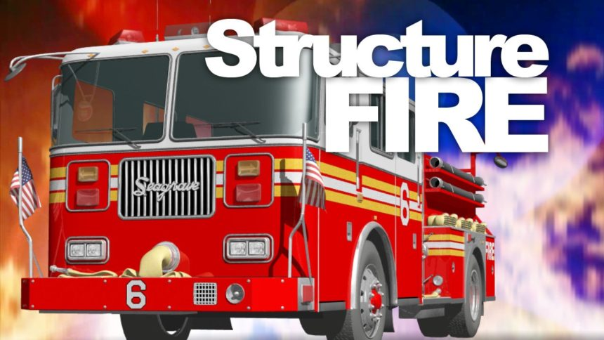 structure fire generic