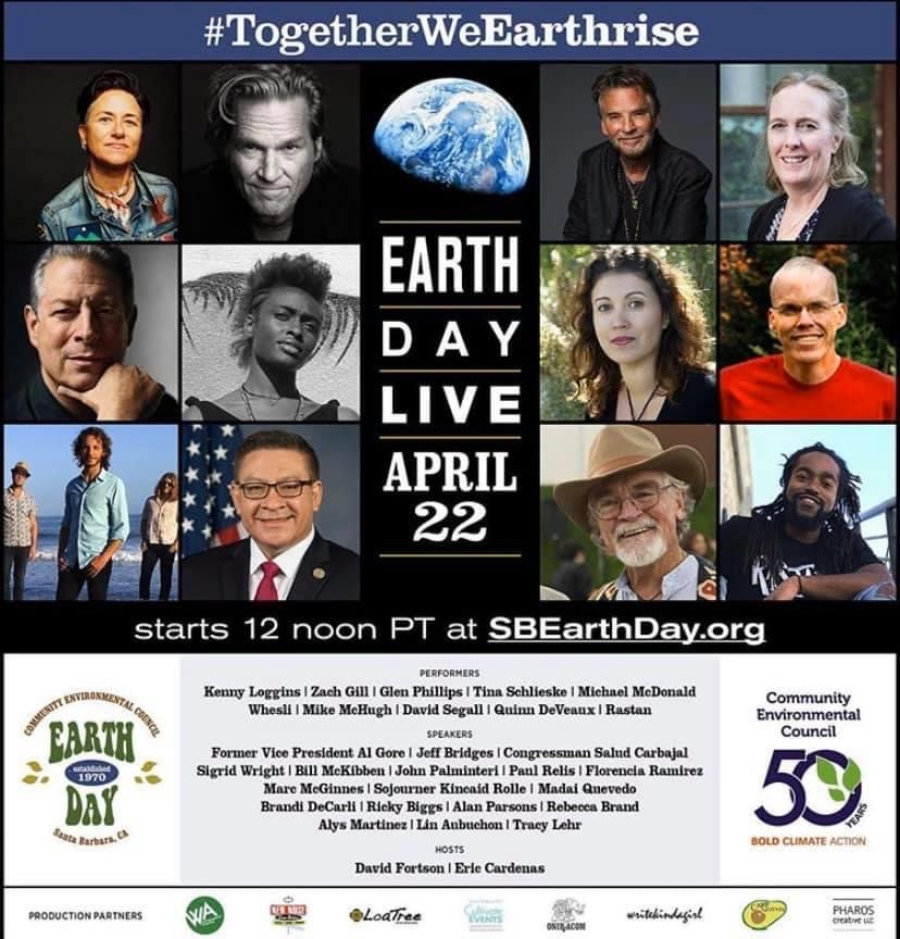 Earth Day Live