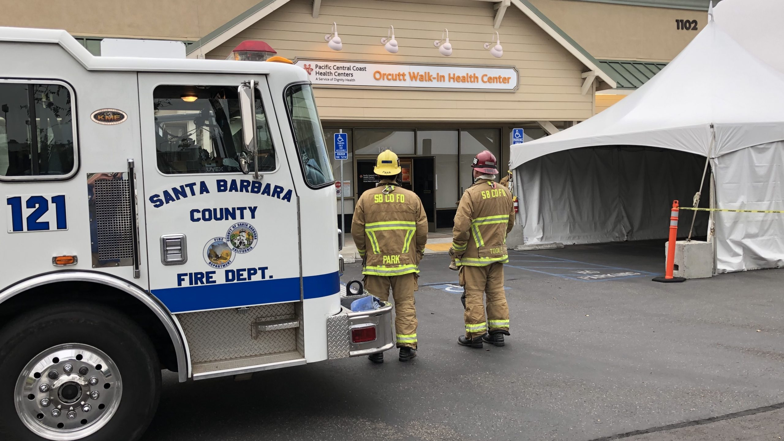 Firefighters respond to electrical fire in Orcutt ...