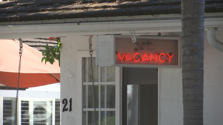 Vacancy - Marina Beach Motel