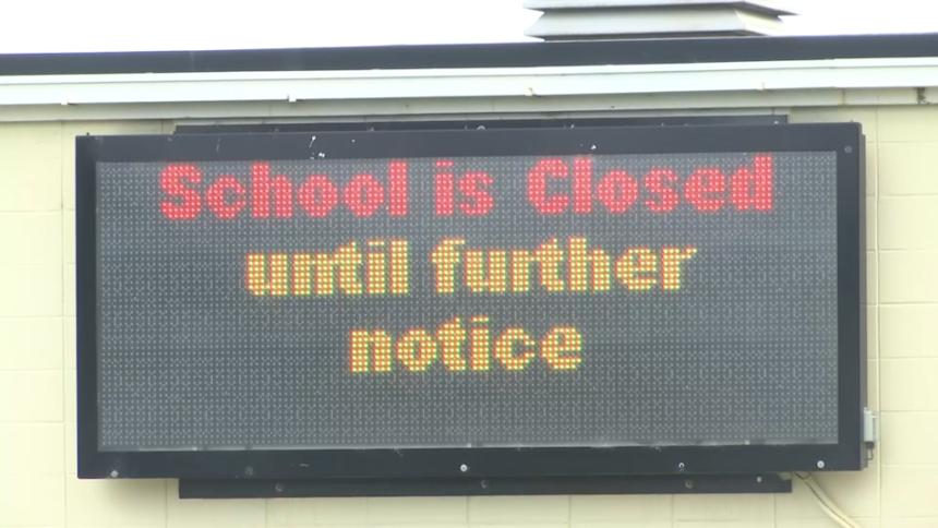 Coronavirus School Closures