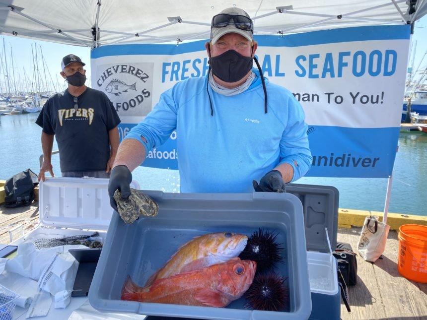 Fisherman SB Harbor