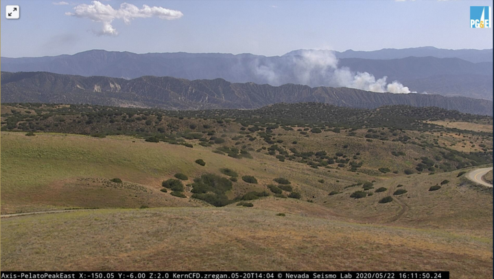 cuyama valley fire