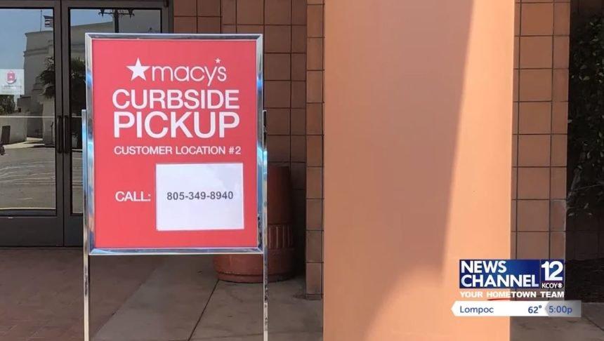 santa maria town center mall macys pickup