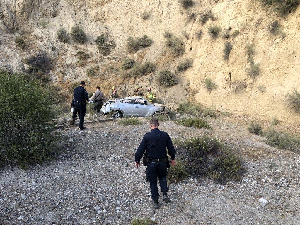 San Miguel crash