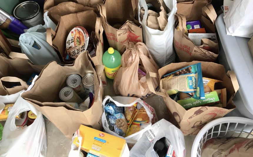 Food Share donations