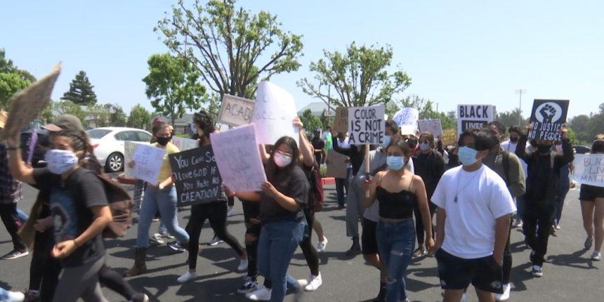 Nipomo Protest