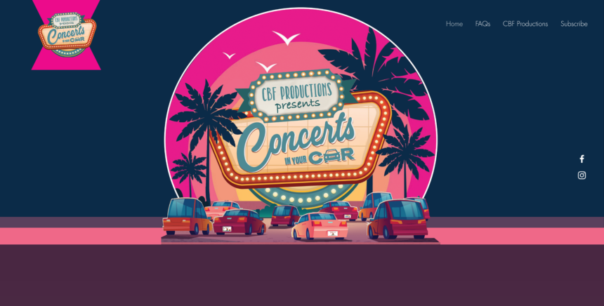 Ventura Concerts In Your Car