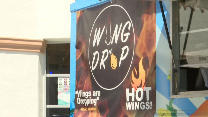 Wing Drop soft opening