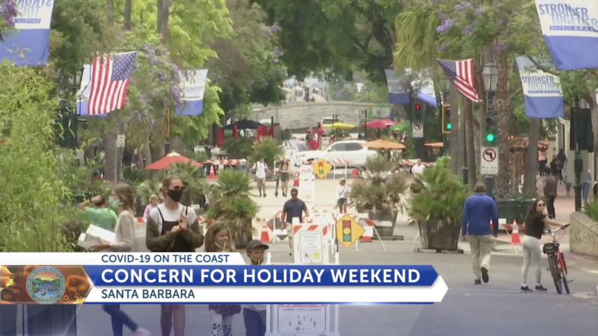 State Street prepares for Fourth of July