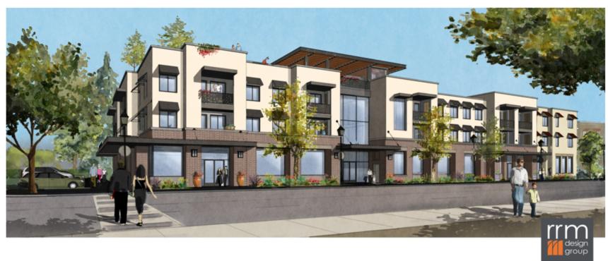 Milpas housing project