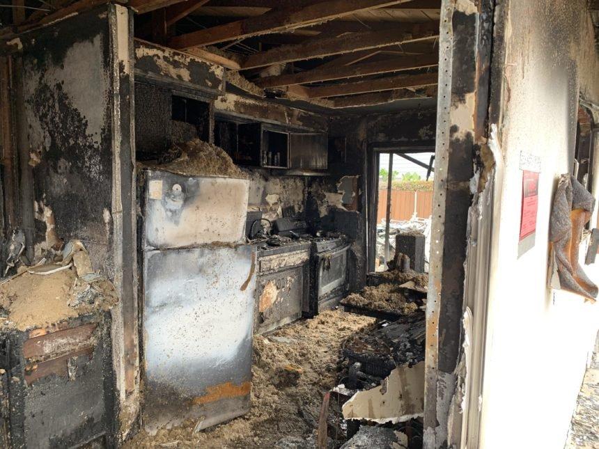 Ventura suspicious apartment fire 1