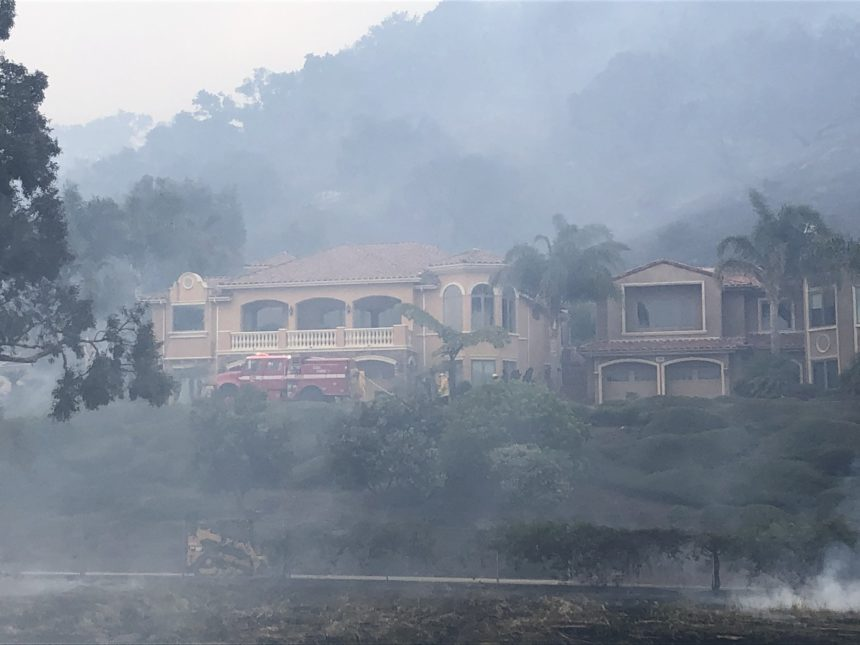 avila fire buildings